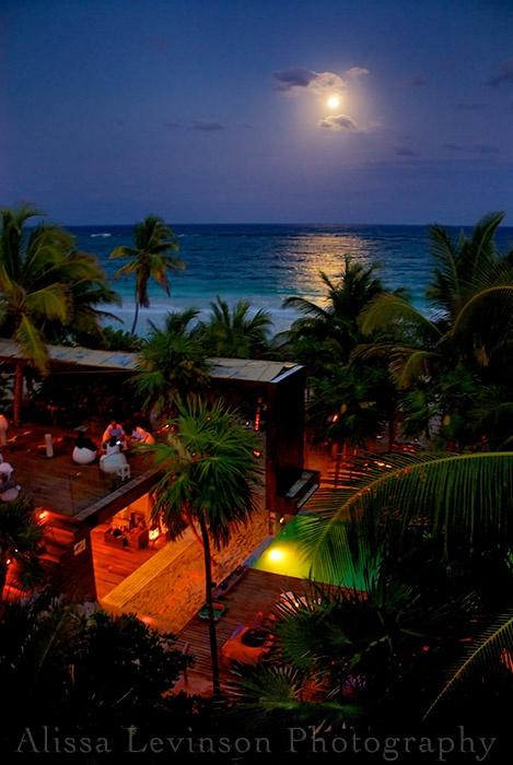 Moonlight - Tulum, Mexico