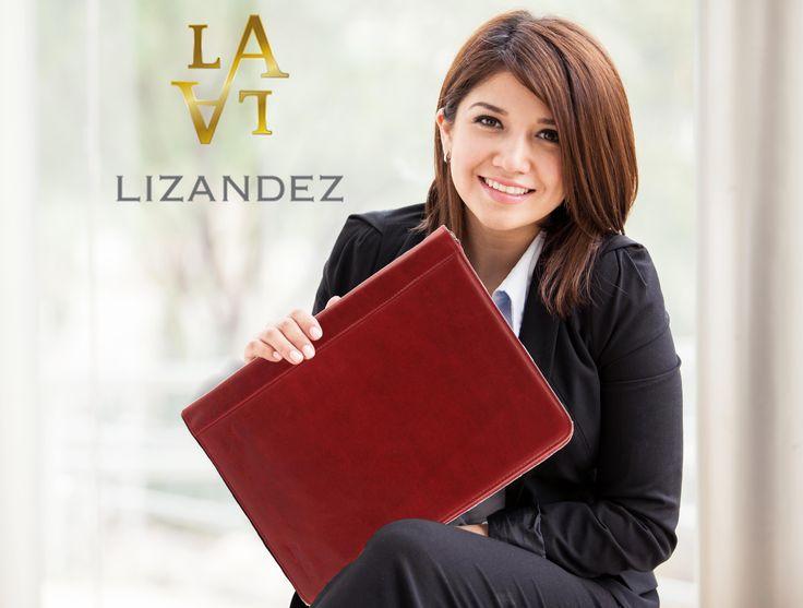 Luigi XIV Lux Leather Document Case