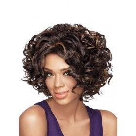 Perruques Cheveux Synthétiques Résistants Chaleur Now Luxhair Soft Curls - Magasinez en ligne nos #PerruquesPourFemmesNoires - Des #PerruquesDeQualitéPourFemmesNoires à partir de 76,59 dollars - Une des plus belles collections disponibles ! http://www.pharmathera.com/perruques-extensions-rallonges-cheveux-postiches-chapeau-cancer-chimiotherapie/perruques-cheveux-naturels-humains-synthetiques-femmes/perruques-pour-les-femmes-noires-perruques-afro-americaines-africaines-haitiennes