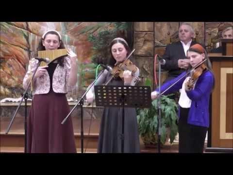Surorile Cozma - Pot să scriu și să vorbesc de Tine (Betania Cluj) - YouTube