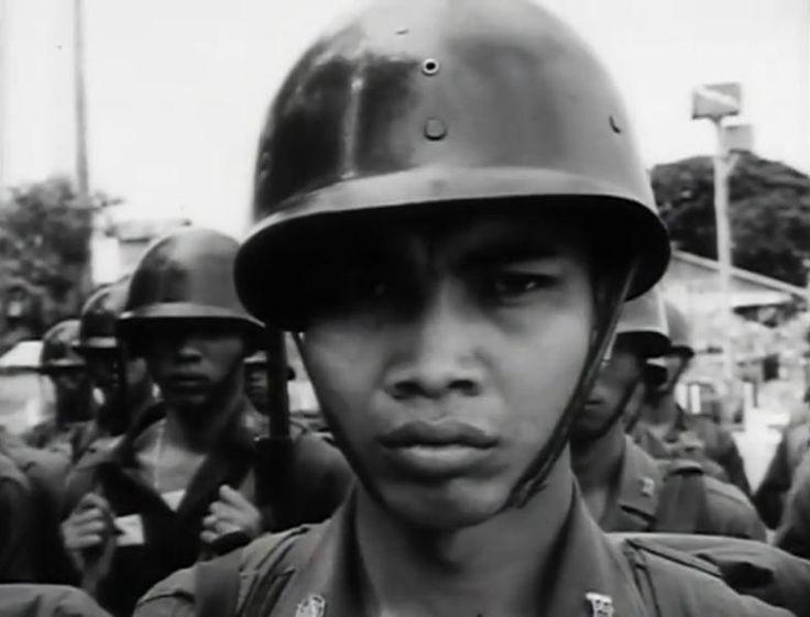 We zijn gek op oude video's over Thailand en waren dan ook blij toen we weer een nieuwe vonden. Ditmaal is het een documentaire over het Amerikaanse leger in Thailand. Uit 1964 welteverstaan.