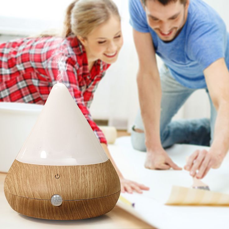 By DHL 2pcs USB Ultrasonic Humidifier Vaporize Air Humidifier Diffuser Aroma Diffuser Essential Oil Diffuser Mist Maker Fogger
