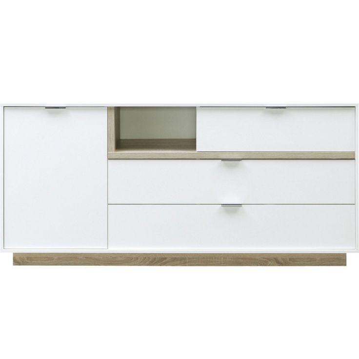 die besten 25 schmales sideboard ideen auf pinterest ikea wand elemente bemalte sideboard. Black Bedroom Furniture Sets. Home Design Ideas