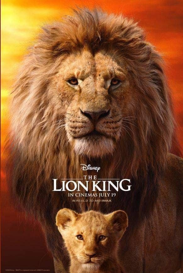 Pin By Mauricio Gomez On The Lion King 2019 Lion King Poster Lion King Movie Watch The Lion King