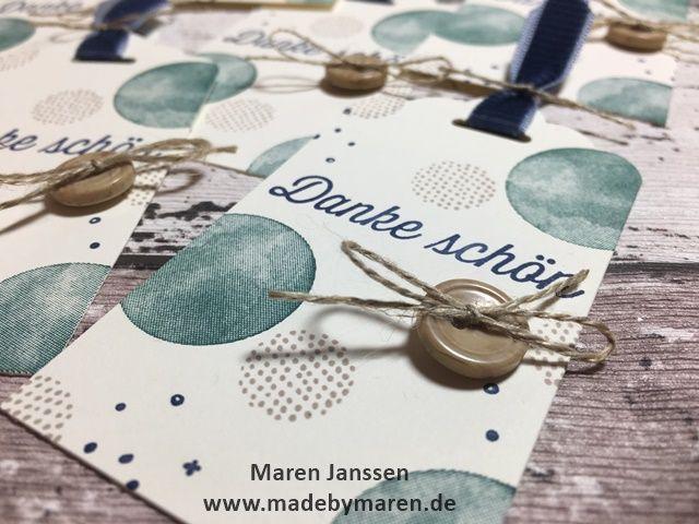 """""""Vielseitige Grüße"""" mit simply & more – Stampin`Up! Demonstratorin Maren Janssen"""