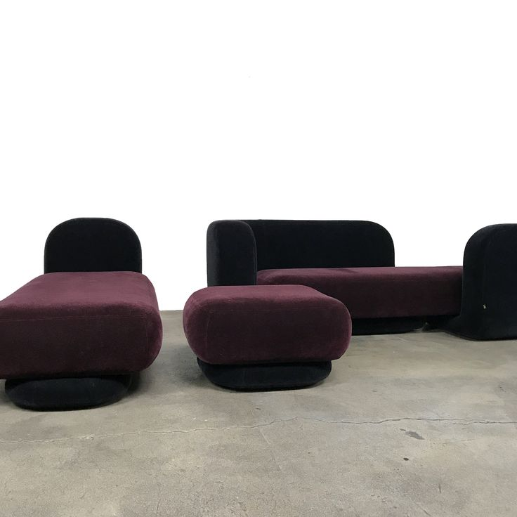 Soft System Sectional #Furniture