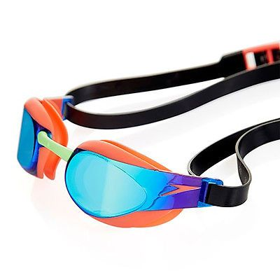 New speedo fastskin 3 elite mirror #goggles – #orange/green #swimming, View more on the LINK: http://www.zeppy.io/product/gb/2/322059526072/