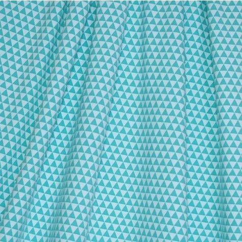 Triangel ByBora. Stofbreedte 150cm, grootte triangelca. 8mm. Biologische tricot van Lillestoff uit Duitsland. Past mooi bij de Peter Pan