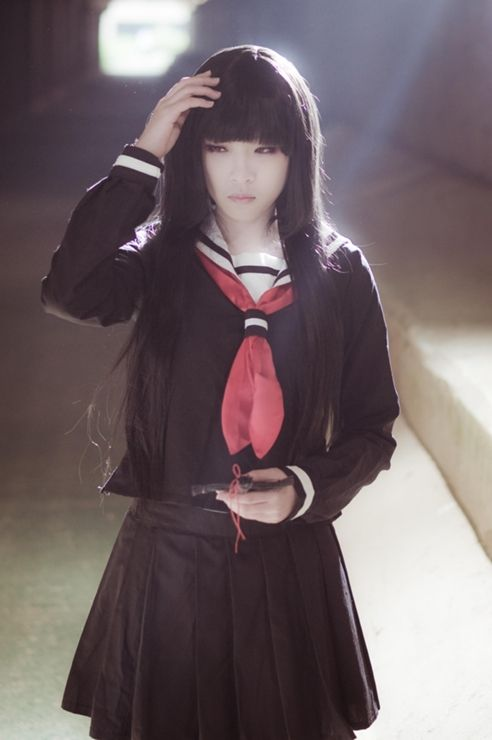 I like the weirdest things!!!!! Most people hate these school uniforms...... Ya I'm not normal :)