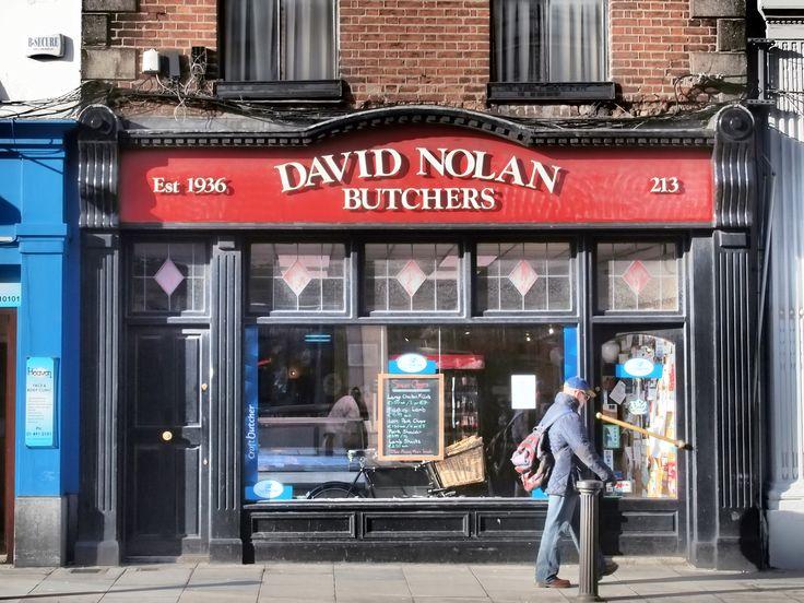 Davin Nolan Butchers at Upper Rathmines Road Since 1936