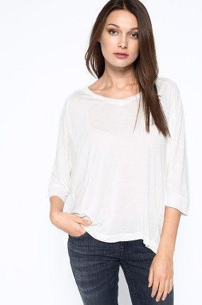 Pepe Jeans - Bluzka biała