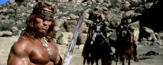 Il reboot di Conan il barbaro sarà una trilogia.