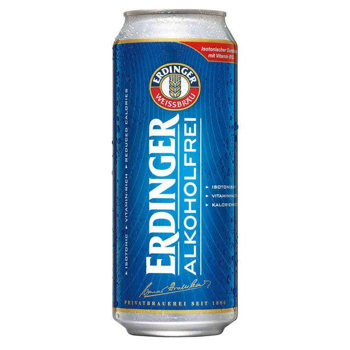 Erdinger Beer Can