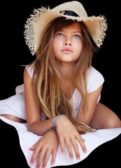 AnoBanO: Thylane Blondeau - 11 Years Old Model
