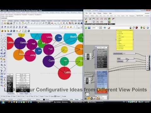 Space Syntax for Generative Architectural Design - YouTube