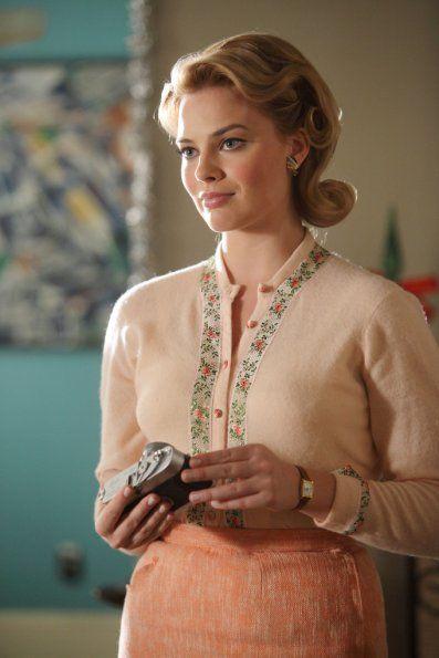"""Laura (Margot Robbie) in Pan Am 1.14: """"1964"""""""