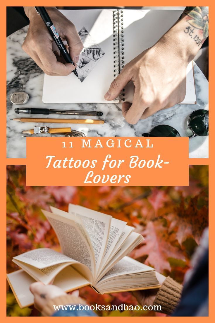 11 Literary Tattoos For Book Lovers Bookish Tattoos Book Tattoo Literary Tattoos