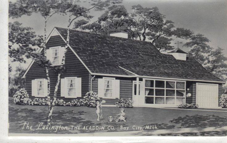"""The Lexington"",The Aladdin Co. - Bay City,Michigan"