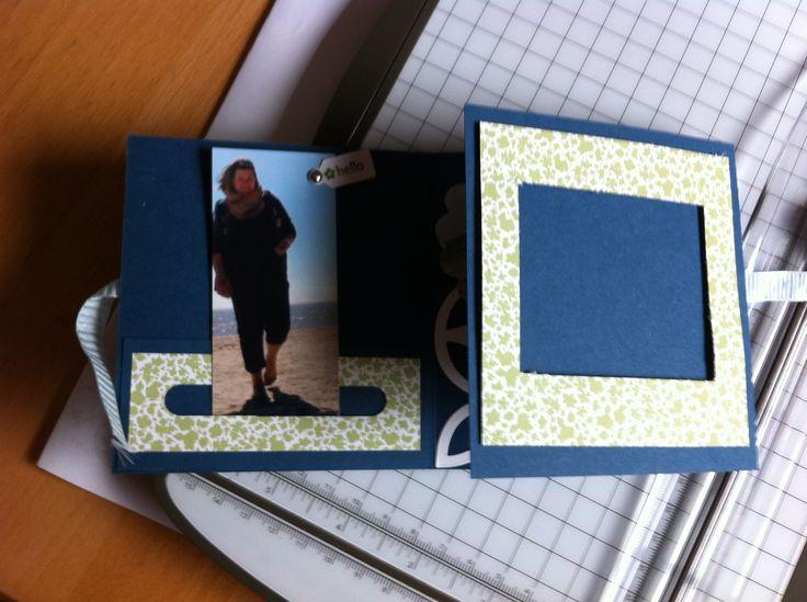 Innen Minifotoalbum