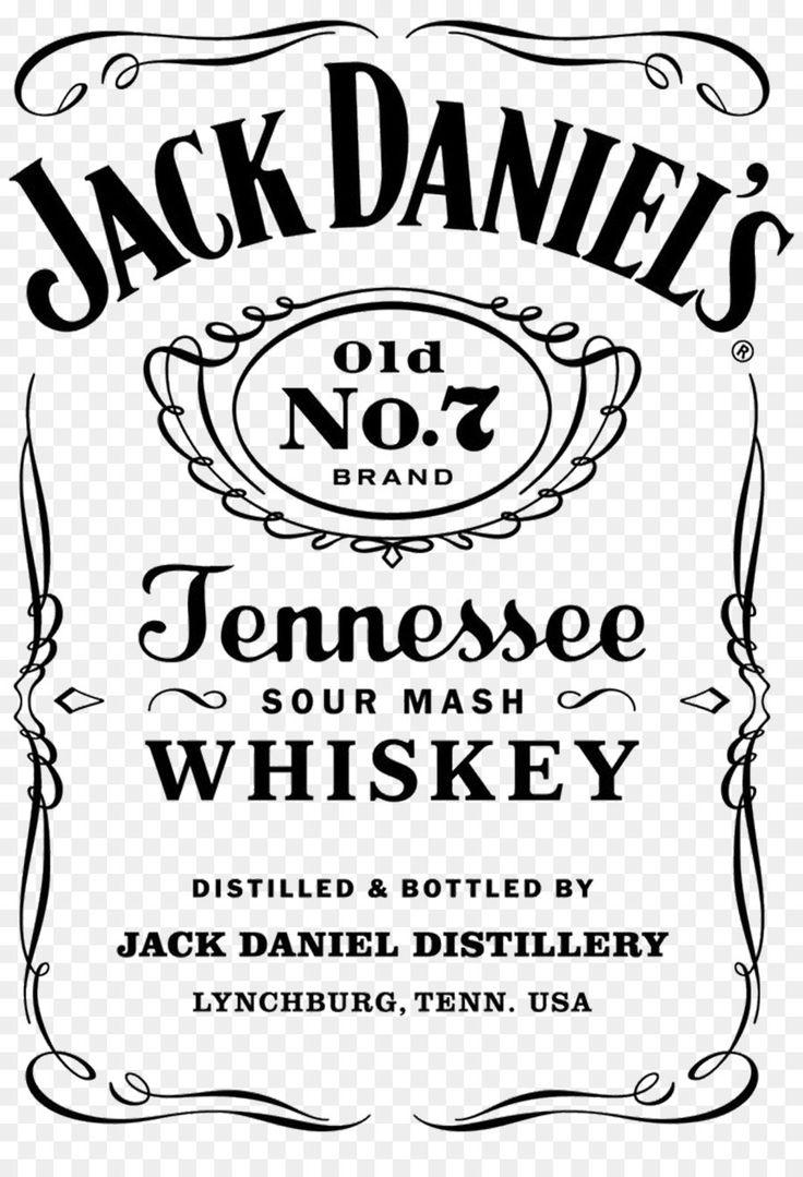 Jack Daniels Invitation Template Whiskey Logo Jack Daniels Label Jack Daniels