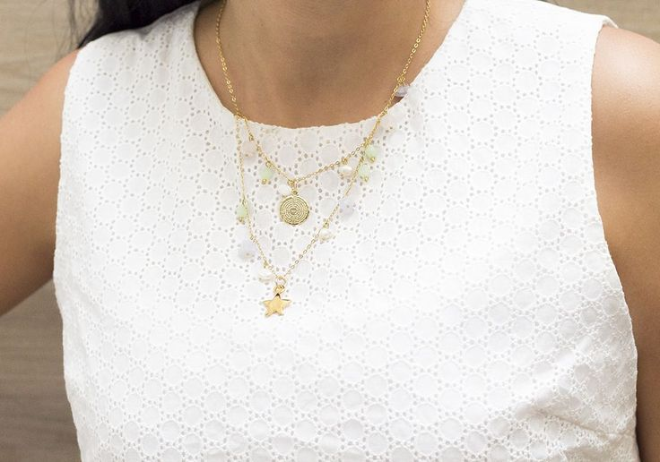CADENITA PADRE NUESTRO - accesorios Ave Maria