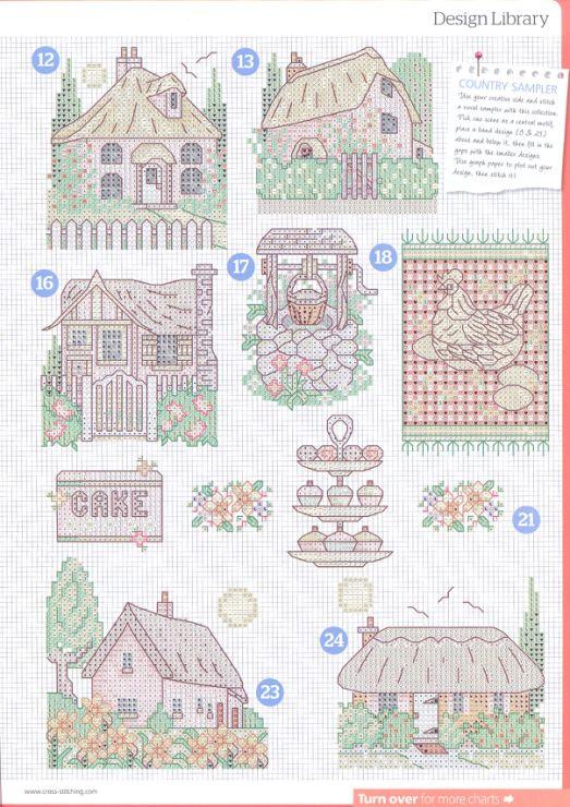 Gallery.ru / Фото #32 - The world of cross stitching 192 - WhiteAngel