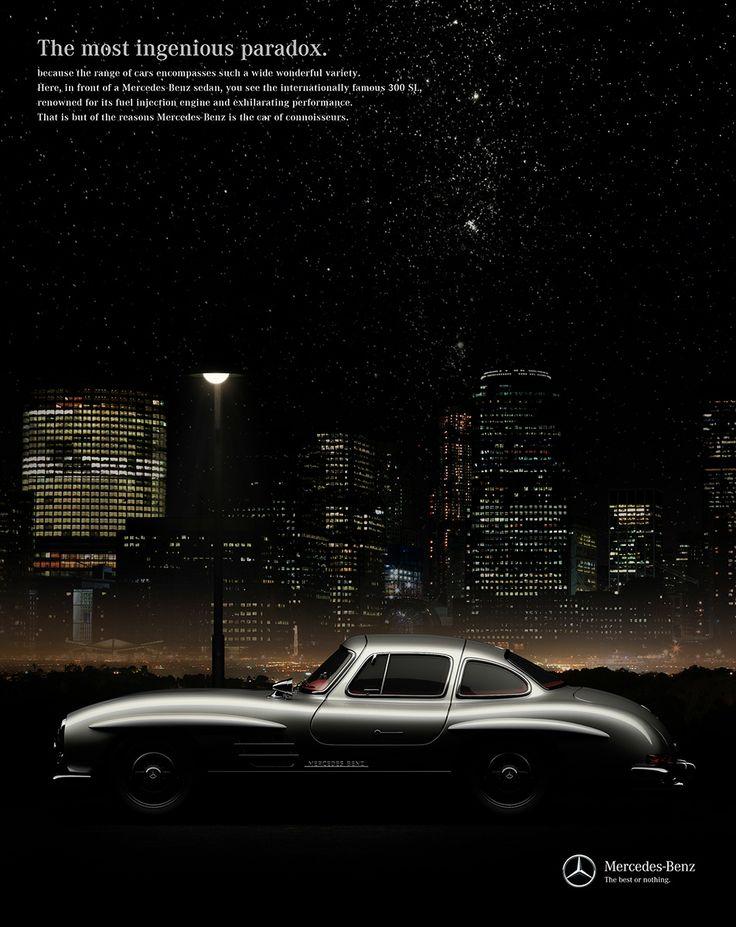 Mercedes-Benz 300 SL | U6 Studio
