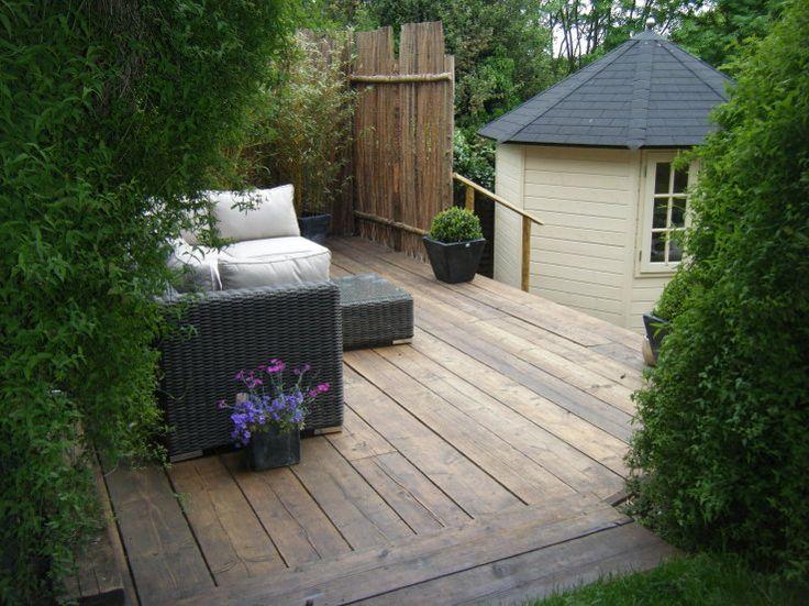 Scaffold Board For Decking Google Search Garden House
