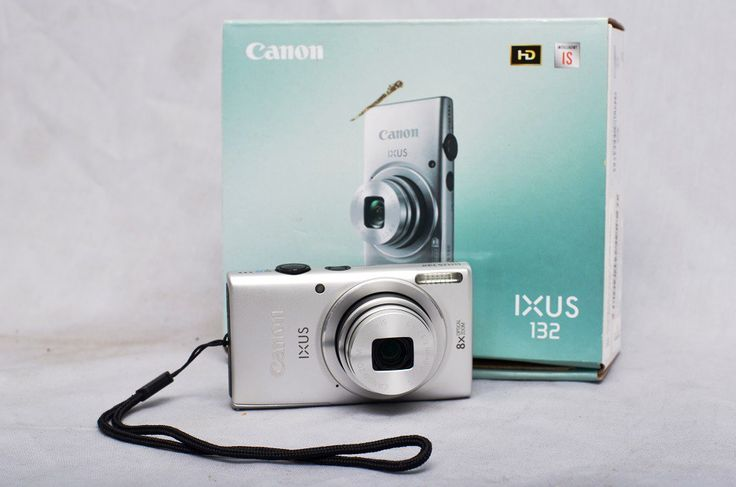 Jual Kamera Digital Bekas – Canon IXUS 132 Fullset: Kamera Digital Bekas - Canon IXUS 132 Fullset Harga: Rp. 545.000,- (Ready Stok)