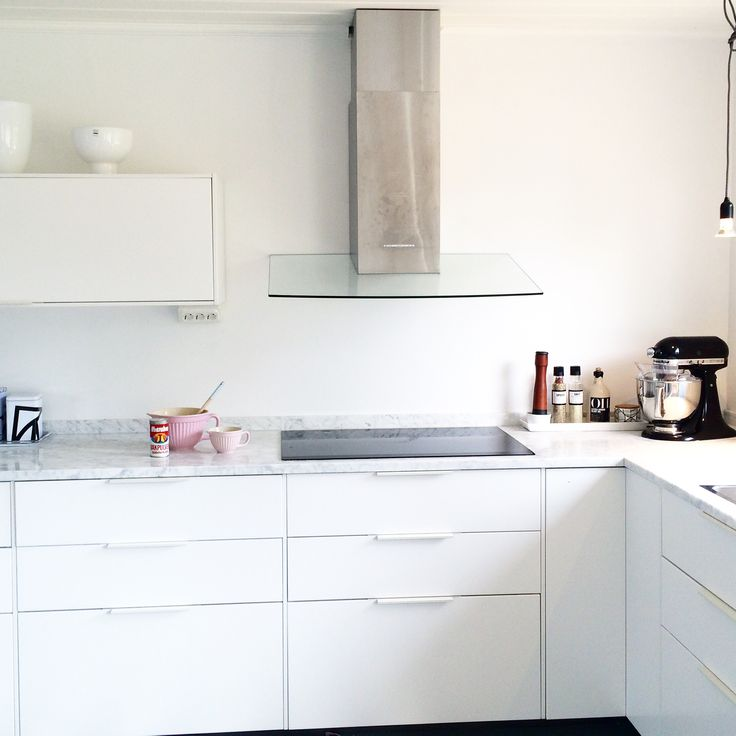 Vårt kök med marmorskiva kitchen aid