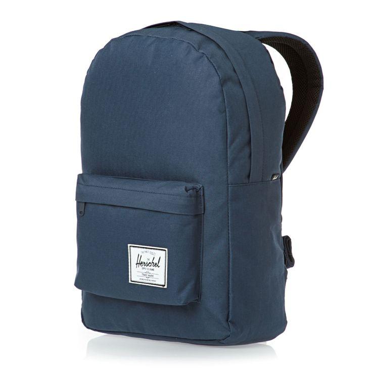 Herschel Backpacks - Herschel Classic Backpack - Navy