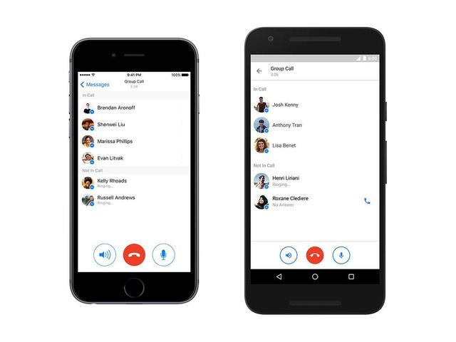 Facebook Announces Global Roll Out of Group Calling in Messenger - http://iClarified.com/54890 - Facebook has announced that Group Calling is rolling out globally in Messenger.