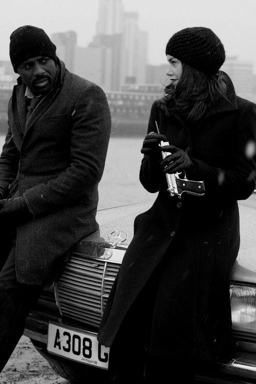 Idris Elba & Ruth Wilson                                                                                                                                                                                 More