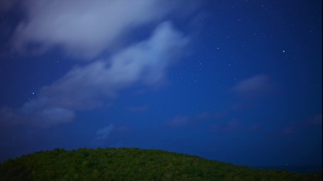 Antiguan Sky by Bedouin Frame. A cloudy night in Antigua. This is the view from the balcony of a friends house in Blue Waters.