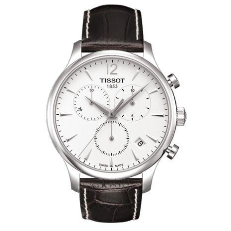 Ceas barbatesc Tissot Tradition Chronograph T063.617.16.037.00