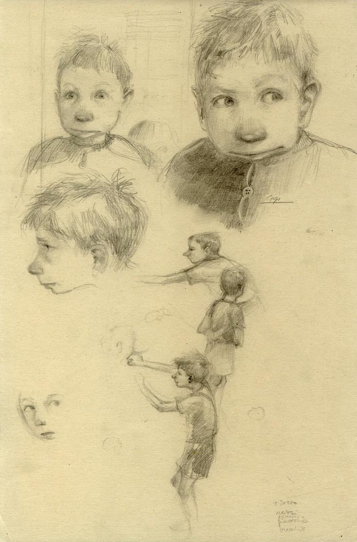 Sketchbooks, MARINA MARCOLIN
