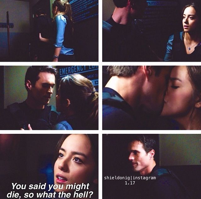 66 Best Skye And Ward Images On Pinterest