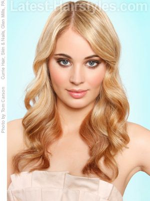 blond short hair styles 484 best its all about images on 5596 | 65ce7dd2430c096a1d87eb4e5596cf1d loose curls hairstyles hairstyle for long hair