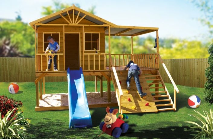 Why #cubbyhouses are so much fun for #kids http://www.cubbyhouse.net/blog/cubbies-a-fun-place-for-your-kids-2/