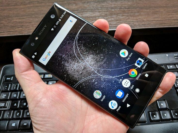 Sony Xperia XA2 Ultra: Multimedia fără stereo, dar cu zvâc