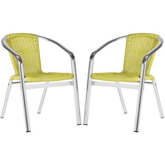 Shop AllModern for Outdoor Side Chairs for the best selection in modern design. Free shipping on all orders over $49.