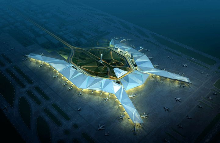 just amazing - Harbin Taiping international airport