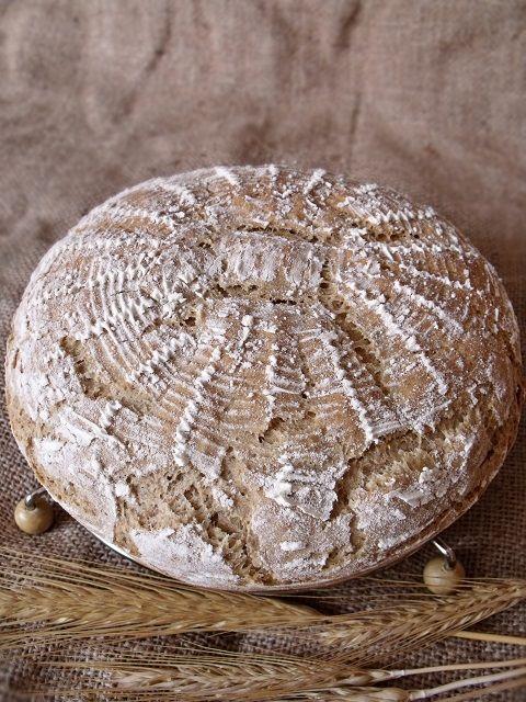 Bajor rozsos kenyér