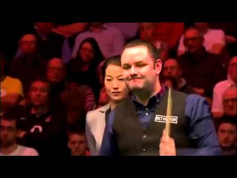 When Cueist Loses Temper in snooker history
