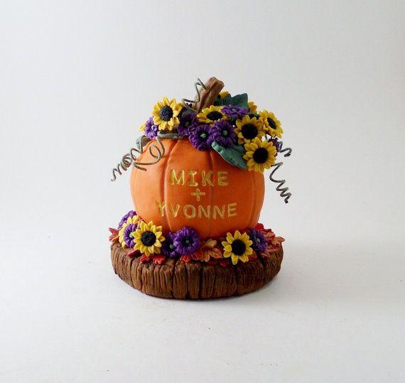 Pumpkin Smash Cake: 25+ Best Ideas About Pumpkin Wedding Cakes On Pinterest