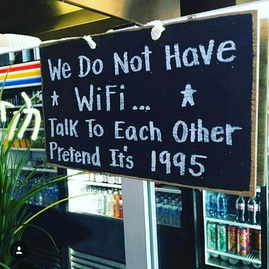 Yes! Back in the day...Do you remember?! Unplug. Make friends. each other! #quoteoftheday #inspiration #motivation #nowifi #wordporn #wordstoliveby