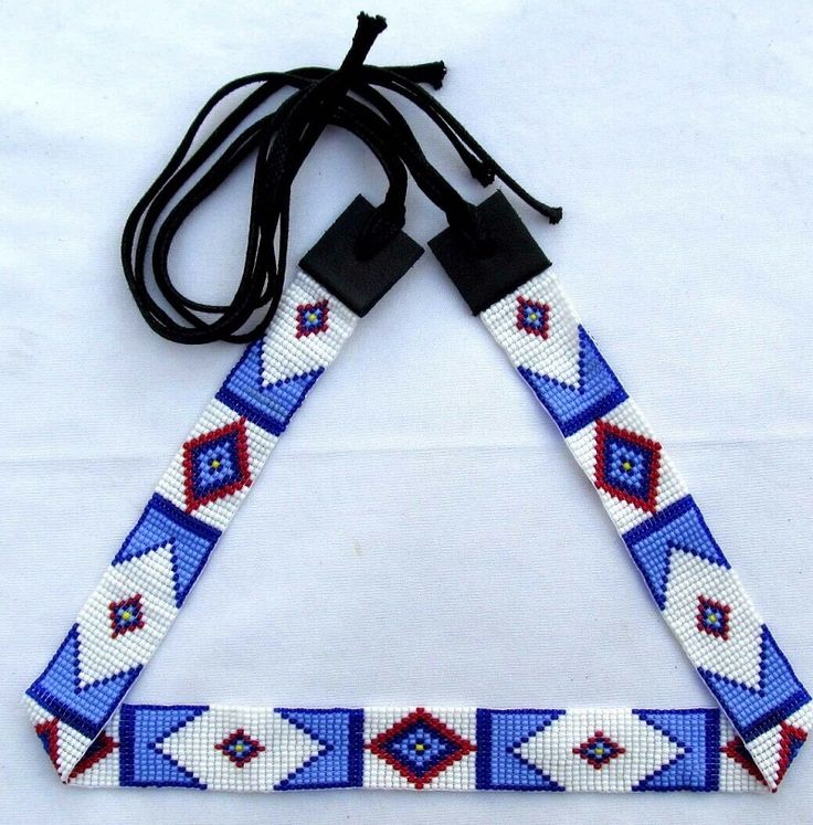Billy Jack Movie Inspired Beaded Hat Band