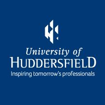 Highlights about University of Huddersfield * Huddersfield is an international university with students from over 130 countries worldwide. * It is a successful, innovative, modern university with a great reputation...