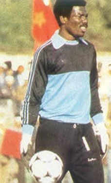 """Tommy N'Kono (1977-2001) """"A reference point in Africa for goalkeepers"""""""
