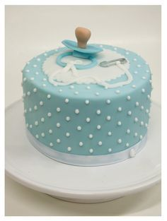 tortas baby shower cigueña - Buscar con Google